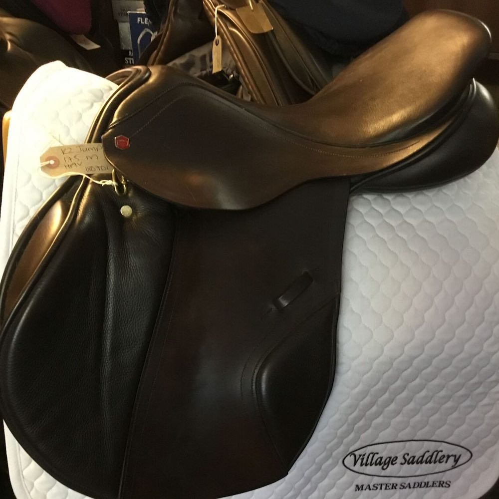 Albion K2 Jump Saddle