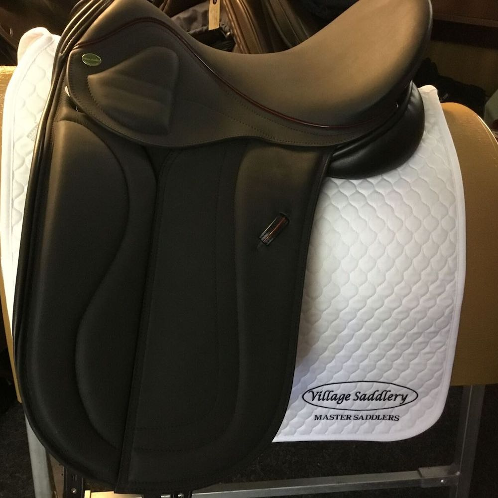 Village Saddlery Dressage saddle