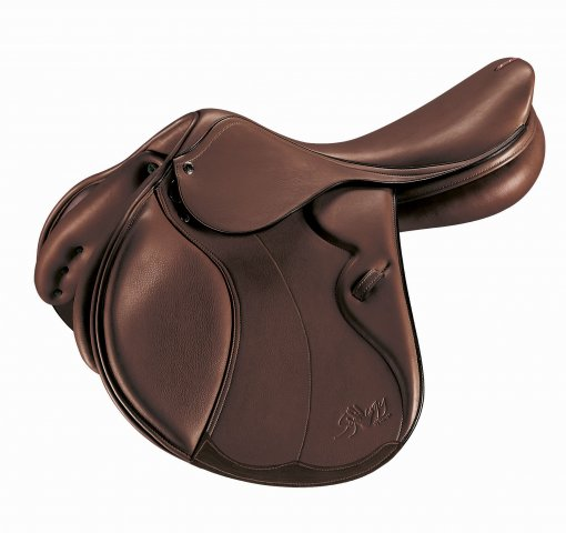 Equipe Synergy Special Jump Saddle Single Flap